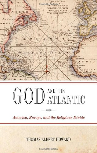 God and the Atlantic book cover