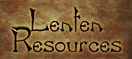 Lent resources CTA 13