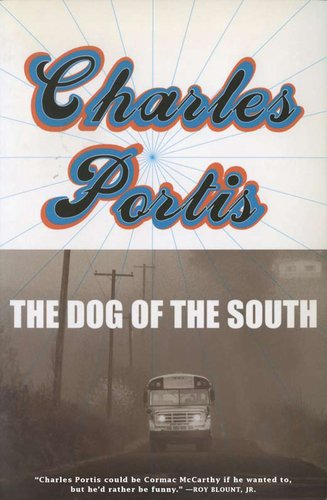 The Dog of the South book cover